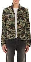 Nili Lotan Women's Cambre Camouflage Cotton-Blend Jacket