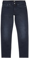 Ps By Paul Smith Indigo Tapered Jeans