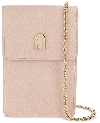 Furla Chain-Link Strap Cross Body Bag