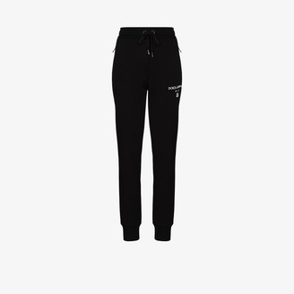 Dolce & Gabbana Logo Track Trousers