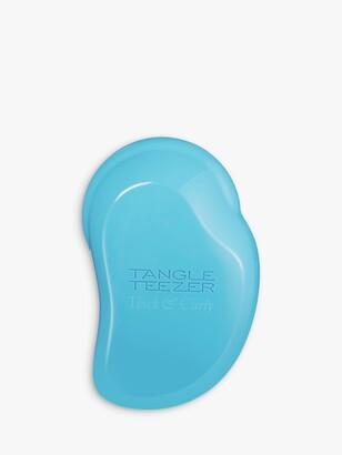 Tangle Teezer Thick & Curly Hair Brush, Azure Blue