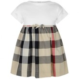 Burberry BurberryGirls New Classic Check Rhonda Dress