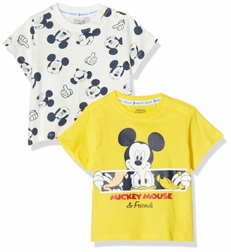 ZIPPY Baby Boys' Pack De 2 Camisetas Nina Ss20 T-Shirt