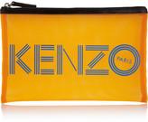 Kenzo Printed mesh pouch