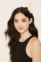 Forever 21 Daisy Cat Ears Headband