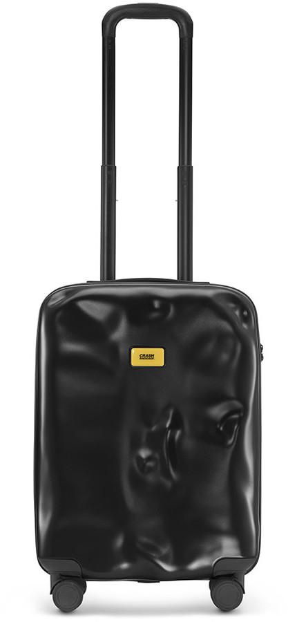 CRASH BAGGAGE Icon Suitcase - Black - Cabin