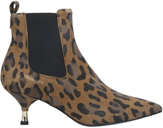 GIAMPAOLO VIOZZI Ankle boots