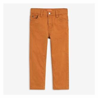Joe Fresh Toddler Boys' 5-Pocket Jeans, Dark Bronze (Size 5)