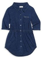 Splendid Toddler's & Little Girl's Knit Shirtdress