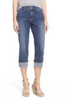 NYDJ Women's 'Dayla' Colored Wide Cuff Capri Jeans