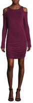 Young Fabulous & Broke Kila Ruched Sheath Dress
