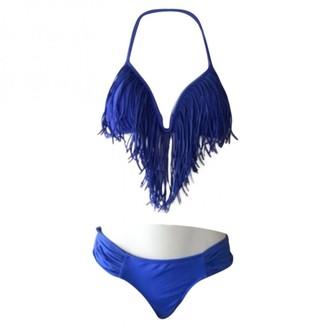 Twin-Set Twin Set Blue Swimwear for Women