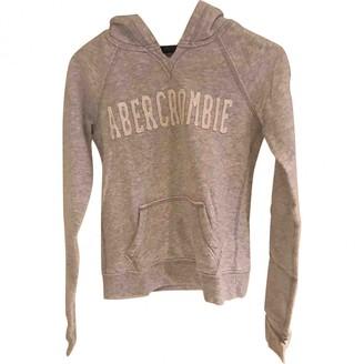 Abercrombie & Fitch Grey Cotton Knitwear for Women