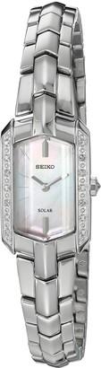 Seiko Women's Japanese-Quartz Watch with Stainless-Steel Strap