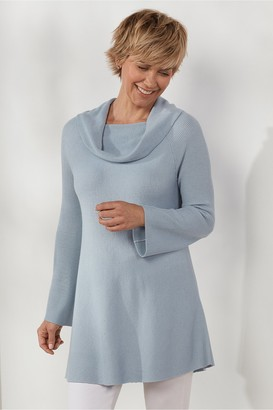 Soft Surroundings Chelsea Cashmere Pullover
