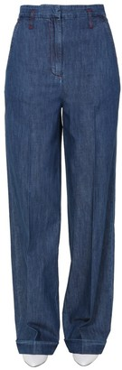 Philosophy di Lorenzo Serafini High-Rise Flare Jeans
