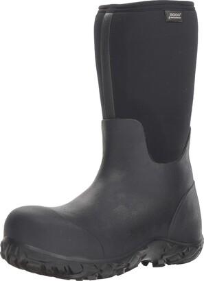 Bogs Men's Workman Punctureproof Composite Toe Waterproof Rain and Construction Boot