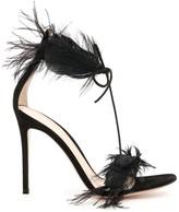 Gianvito Rossi Athena Stiletto Sandals