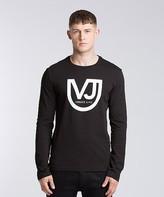 Versace Badge Large Logo T-Shirt