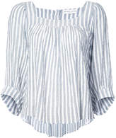 Apiece Apart Khadi striped blouse
