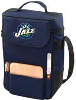 Picnic Time Duet Utah Jazz Print - Navy Bags