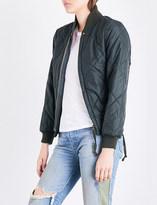 NSF Neil shell bomber jacket