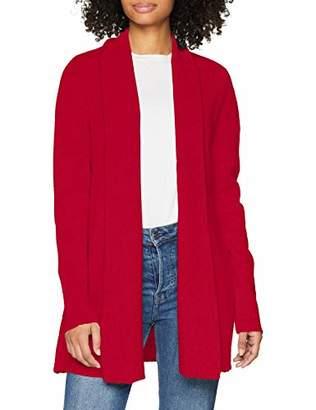 S'Oliver Women's 05.812.64.2257 Cardigan, (Poppy Pink 4565), 14 (Size: )