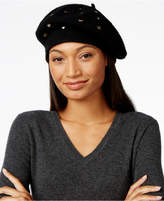 INC International Concepts Mixed Metallic Beret, Created for Macy's
