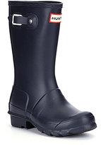 Hunter Matte Kids' Waterproof Rain Boots