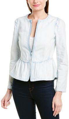 Rebecca Taylor Peplum Jacket
