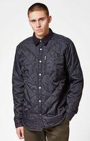 Burton Variant Reversible Plaid Flannel Shacket