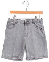 Stella McCartney Boys' Denim Knee-Length Shorts