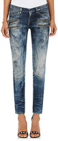Faith Connexion Women's Zipper-Detail Skinny Jeans