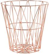 Torre & Tagus Diamond Weave Storage Basket