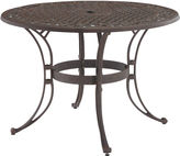 JCPenney Home Styles Biscayne 48 Outdoor Dining Table - Bronze Finish