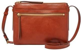 Fossil Felicity Crossbody Handbags Medium Brown