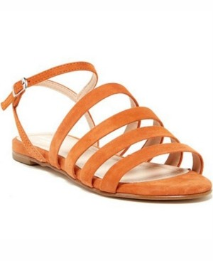 Charles David Collection Stripe Sandals Women's Shoes