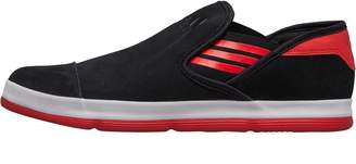 adidas Mens Crazyquick-On Basketball Trainers Core Black/Vivid Red/Footwear White