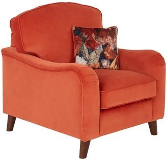 Nova Fabric Armchair