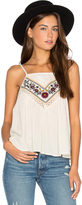 Band of Gypsies Romantic Floral Cami