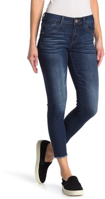 Democracy Seamless Ankle Skimmer Jeans