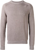Corneliani ribbed sweater - men - Cotton - 52