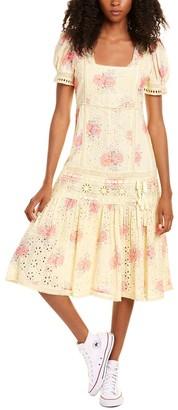 LoveShackFancy Reggie Dress