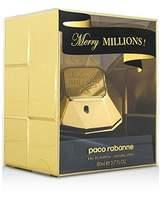 Paco Rabanne Lady Million Merry Millions Eau De Parfum Spray 80ml