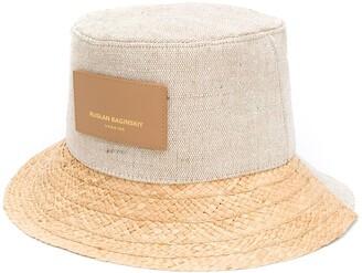 Ruslan Baginskiy Logo Patch Bucket Hat