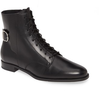 Tod's Lace-Up Combat Boot