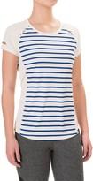 New Balance J Crew Ice Shirt - Short Sleeve (For Women)