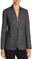 T Tahari Adara Tweed Knit Jacket