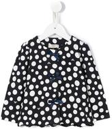 Armani Junior polka dot jacket