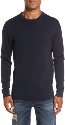 French Connection Milano Regular Fit Crewneck Sweater